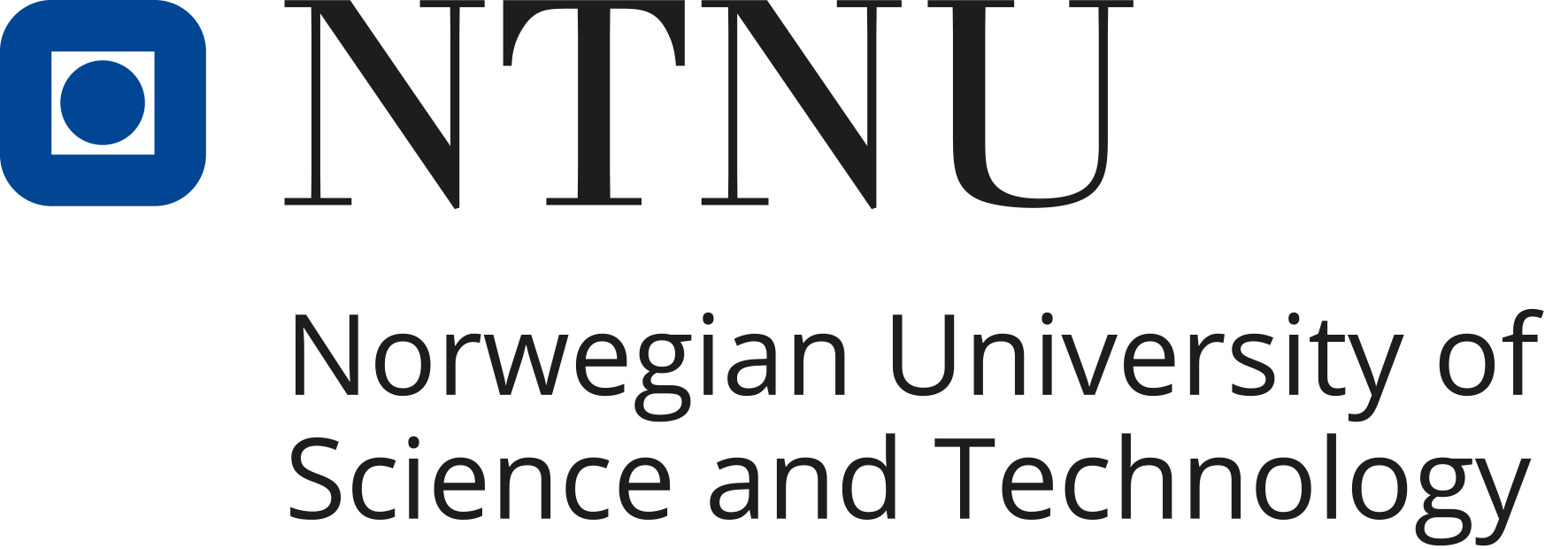 NTNU logo - Knowledge for a better world