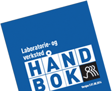 Laboratory and workshop handbook